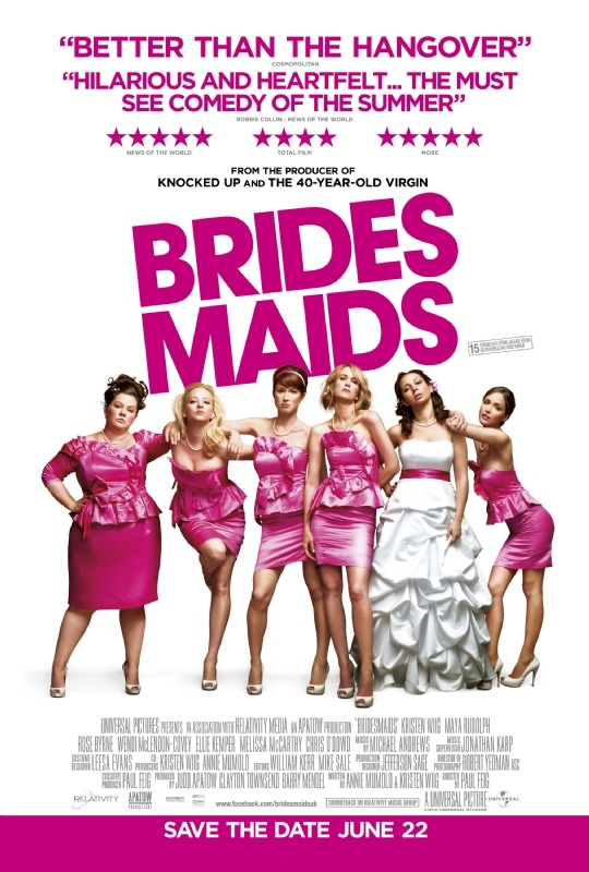 Bridesmaids Movie Review By Anna Smith At Empire The National Post
